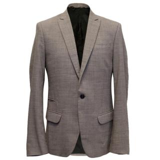 J. Lindeberg Grey Wool Jacket