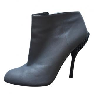 Sergio Rossi Grey boots