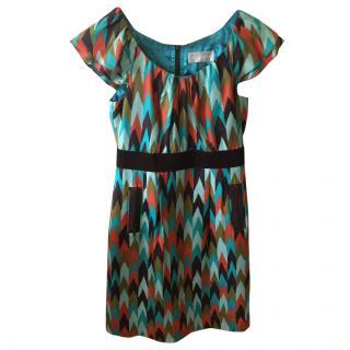 Mikael Aghal Ladies Silk Dress