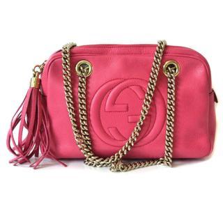 Gucci Soho pink bag