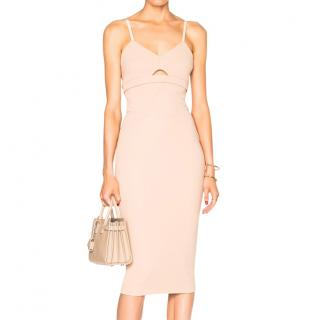 Victoria Beckham Matte Crepe Cami Dress