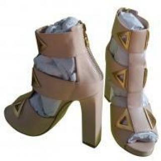 Kat Maconie sylvia triangle heels