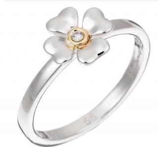 Thomas Sabo Cloverleaf ring