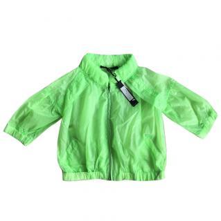 Anna Rita Lime Lightweight Jacket