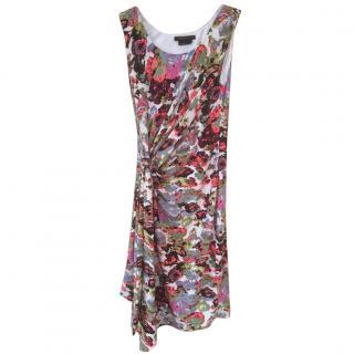 BCBG Max Azria multi colour dress