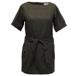 Paul & Joe Grey Dress with Belt