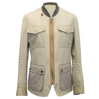 Martin Maison Margiela beige jacket