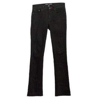 Ralph Lauren Black Slim Fit Men's Jeans