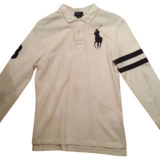 Ralph Lauren Long Sleve Polo Shirt