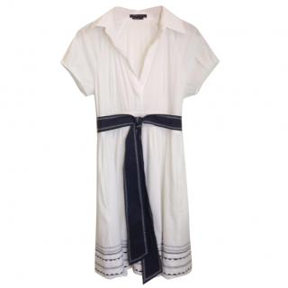 BCBG Max Azria White dress