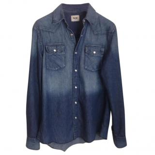 Acne men's denim shirt