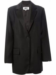 Maison-Margiela-MM6-Oversized-Long-Blazer