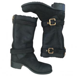 Dior Black boots