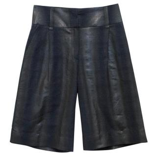 Vivienne Westwood Grey and Navy Culottes