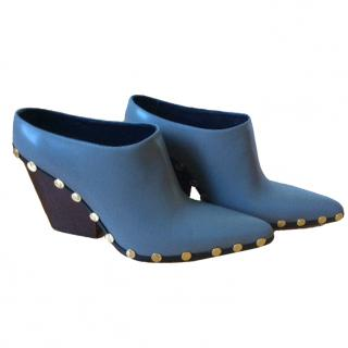Celine slip on boots