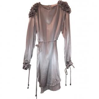 Preen Line Silk Dress