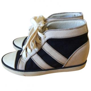 Isabel Marant canvas sneakers