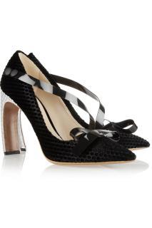 Nicholas Kirkwood for Roksanda Illinic Shoes