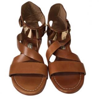 Gladiator Sandals by Malene Birger Size 3