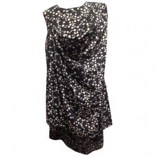 Pollini Runway Drapy Dress