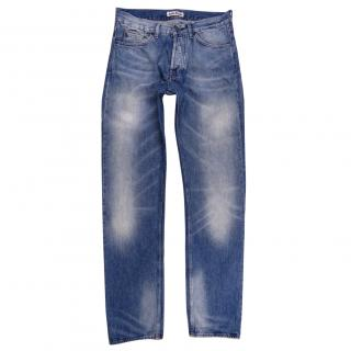 Acne Jeans Trousers Blue 30/34