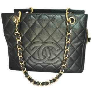 Chanel Black Shoulder Bag