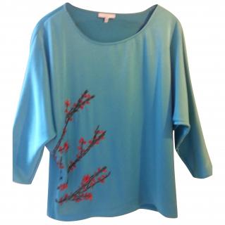 Adam by Adam Lippes embroidered Top