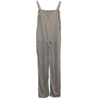 Marie Chantal Girl's Grey Jumpsuit