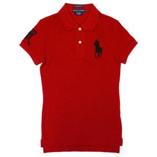 Ralph Lauren Red Polo