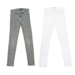 J Brand Children's Pair of Skinny Jeans