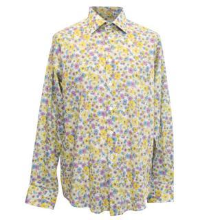 Richard James Flower Print Shirt