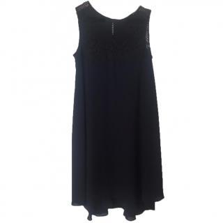 Claudie Pierlot Lace Detail Dress