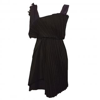 Max Mara black cocktail dress