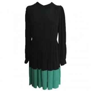 Jonathan Saunders colour block dress
