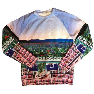 Mary Katranzou Printed Jumper
