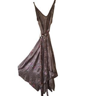 Elissa Coleman silk dress