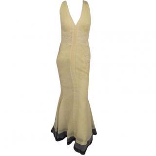 J Mendel Evening Gown
