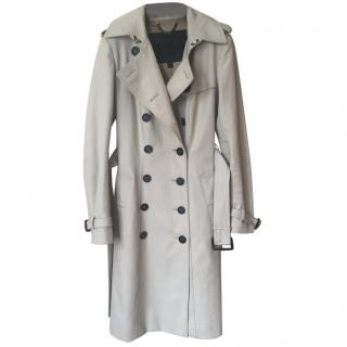 Burberry Prorsum Long Trench Coat