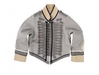 Stella McCartney military boys jackets