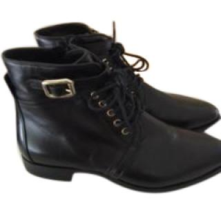 Russell And Bromley Lace-up Ankle Boot