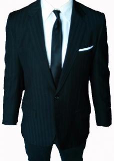 ERMENEGILDO ZEGNA gray blazer