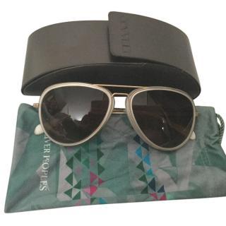 Oliver peoples sun glasses