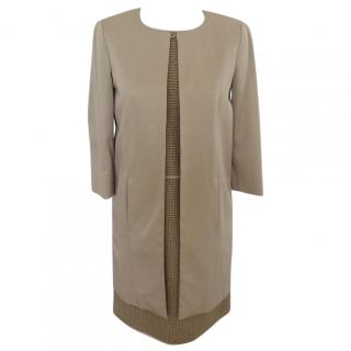 Marella dress and coat