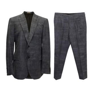 Bottega Veneta grey suit