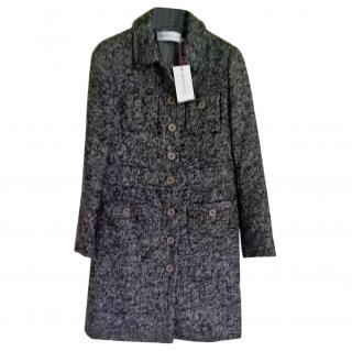 See by Chloe wool grey coat