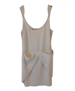 Emporio Armani White Dress