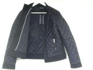 Tommy Hilfiger Blue Quilted Jacket