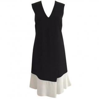 Victoria Victoria Beckham black dress size 8uk