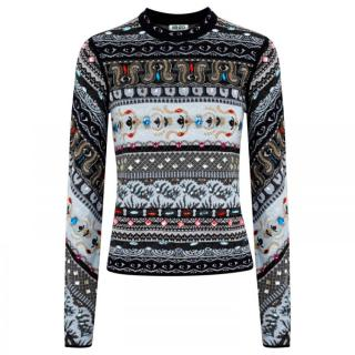 Kenzo Jewel embellished sweater