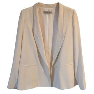 Gerard Darel 50% wool 50% viscose ivory jacket